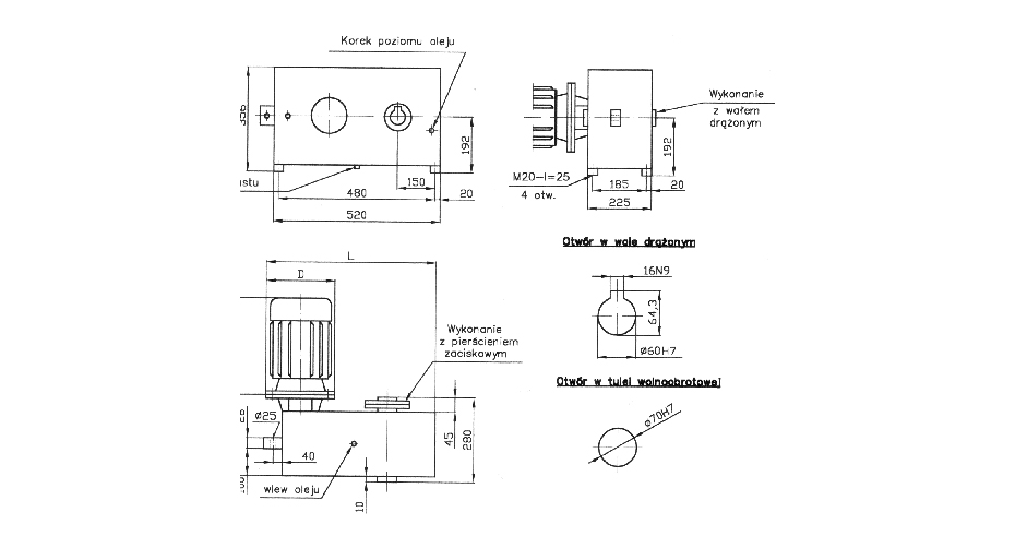 motoreduktor